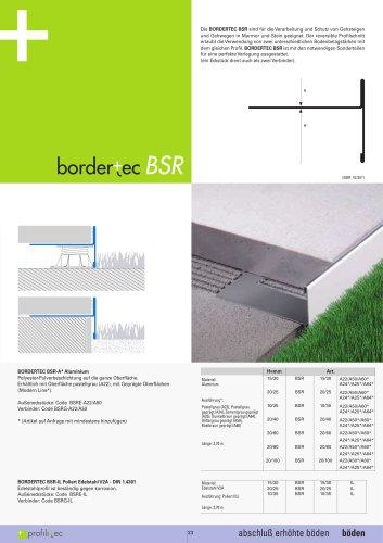 Bordertec BSR