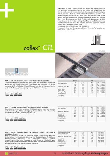 Coflex CTL