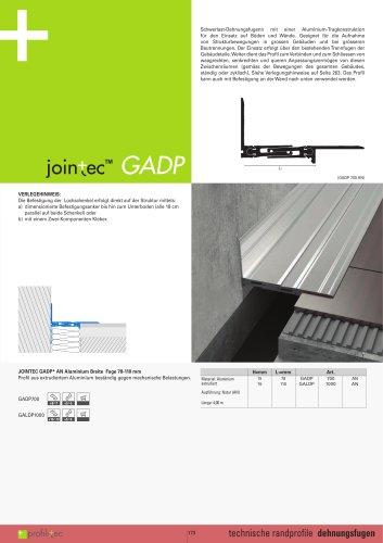 Jointec GADP