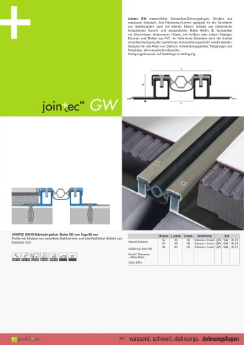 Jointec GW
