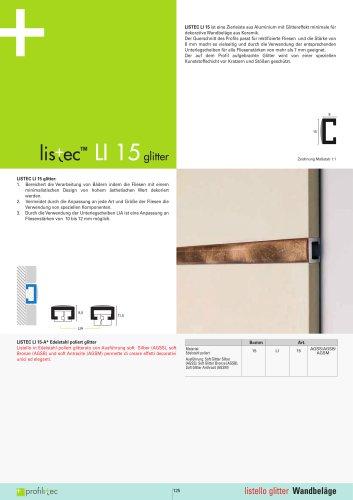 Listec LI 15 Glitter