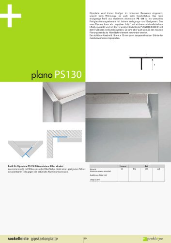 Plano PS 130