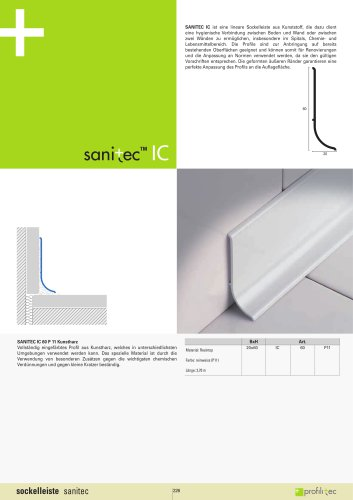 Sanitec IC 60