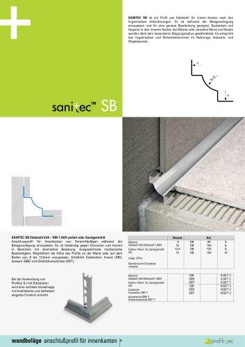 Sanitec SB-IL/IX