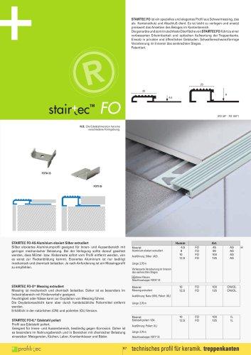 Stairtec FO