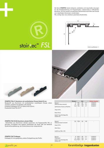 Stairtec FSL