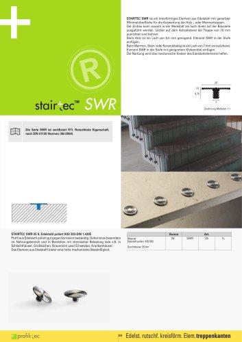 Stairtec SWR