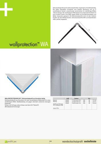 Wallprotection WA