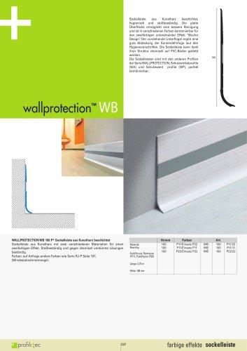 Wallprotection WB