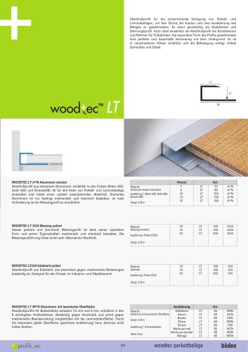 Woodtec LT