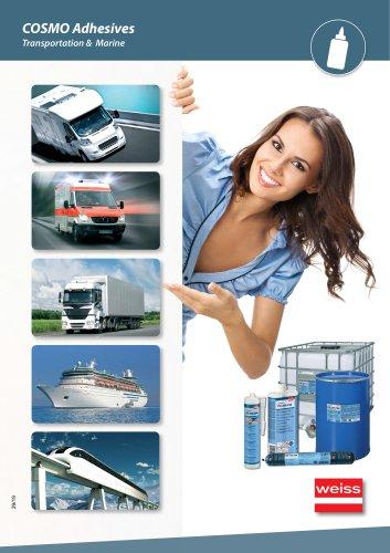 COSMO Adhesives Transportation & Marine