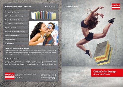 COSMO-Art Design  composite panels