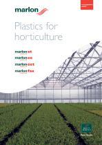 Plastics for Horticulture