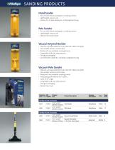 SANDING PRODUCTS