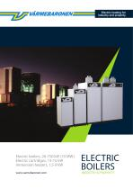 Electric heating for industry EP
