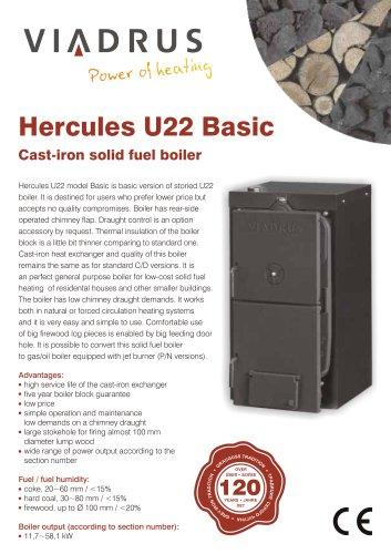Hercules U22 Basic