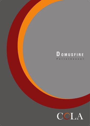 catalogue domusfire 2014