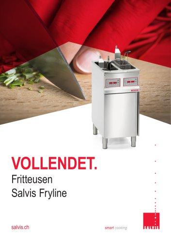 Salvis Fritteuse Fryline