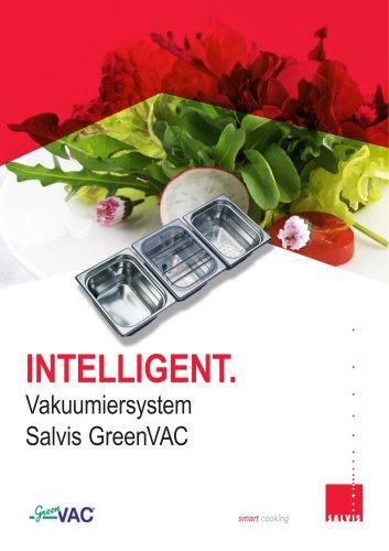 Vakuumiersystem Salvis GreenVAC