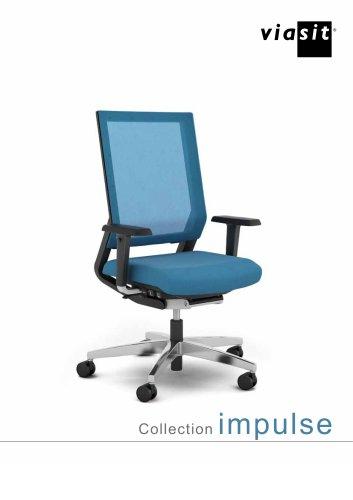 impulse -- Swivel chair