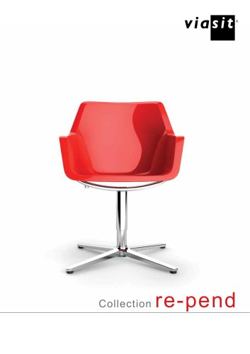 re-pend -- Swivel chair