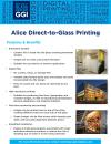 ALICE® DIRECT-TO-GLASS PRINTING