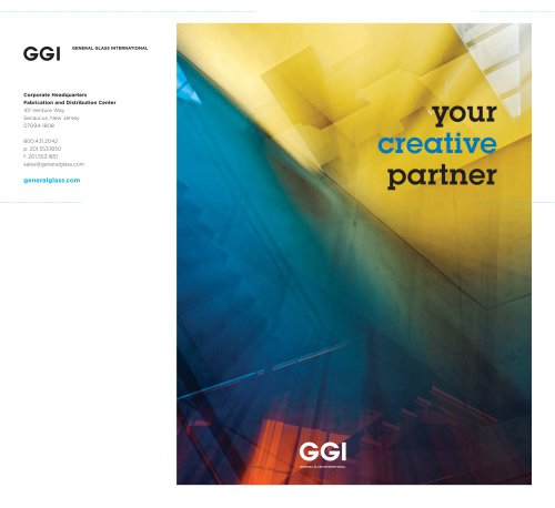 GGI Overview Brochure ART