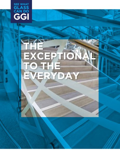 The exceptional to the everyday