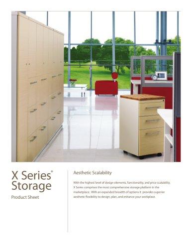 X-Series-Storage