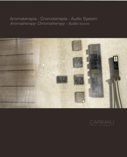 Aromatherapy-Chromotherapy-Audio System and Controls