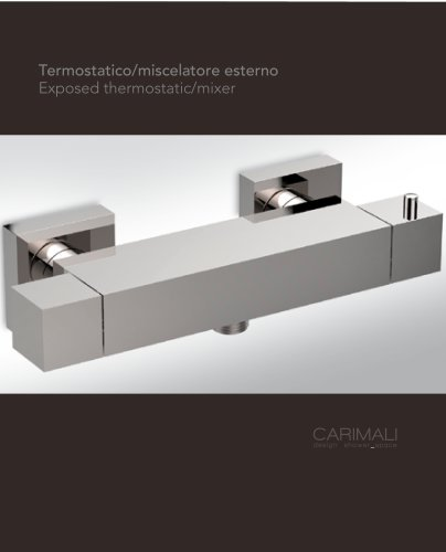 External thermostatic mixers