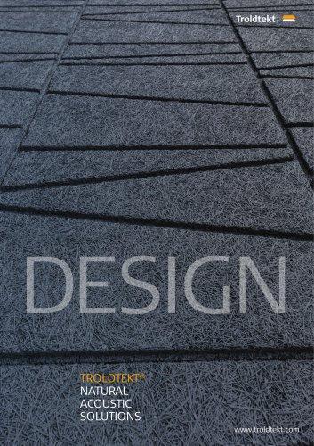 Troldtekt® design