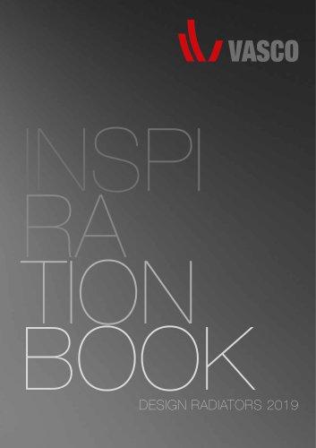 INSPI RA TION BOOK DESIGN RADIATORS  2019