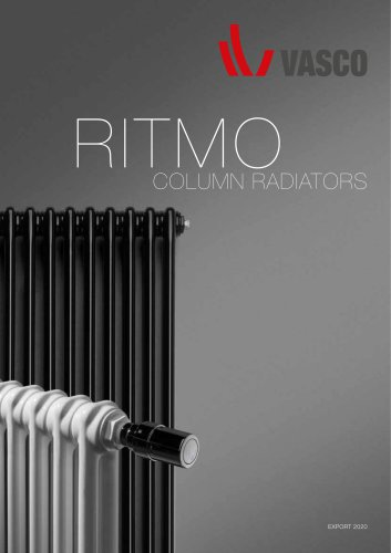 RITMO COLUMN RADIATORS