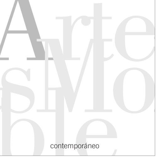 ArtesMoble Contemporary Furniture Collection Volume 1