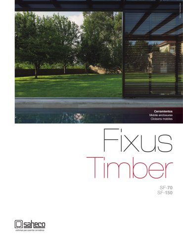 Fixus Timber