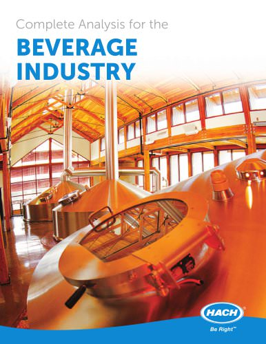 Complete Analysis for the Beverage Industry