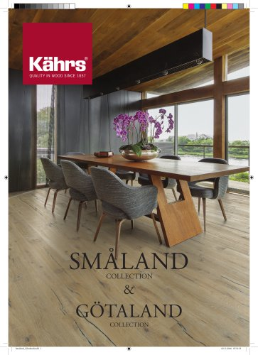 Smaland - Götaland Broschüre