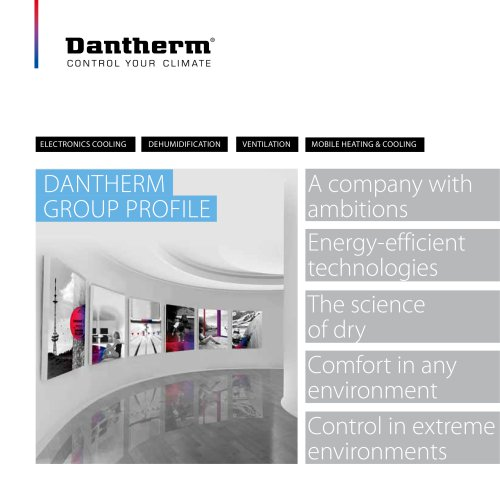 Dantherm Group Profile