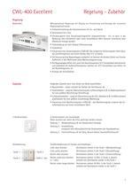 Comfort-Wohnungs-Lüftung CWL Excellent - 7