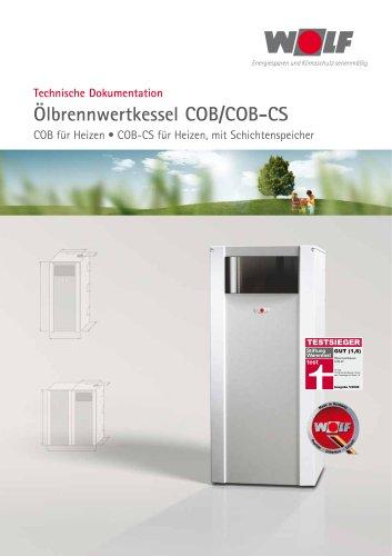 Öl-Brennwertkessel COB / COB-CS ComfortLine