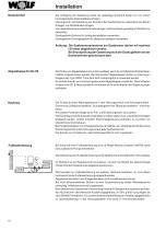 Planungsunterlage und Montageanleitung - 10