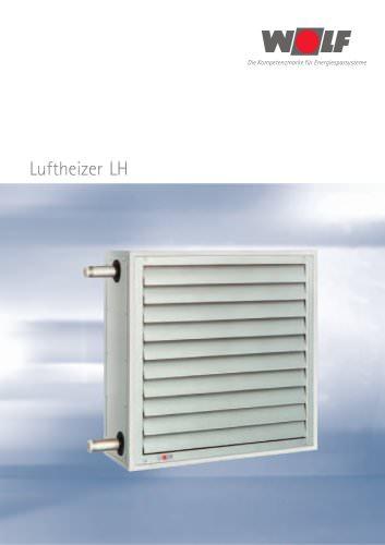 Wolf Luftheizer LH