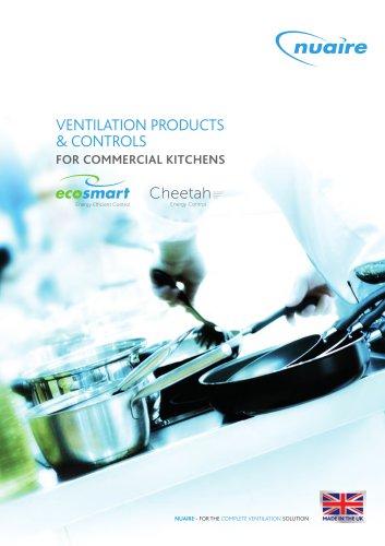 Cheetah Ventilation Products & Controls
