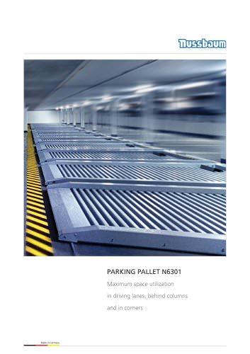 PARKING PALLET N6301