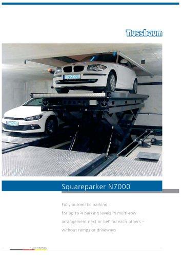 Squareparker N7000