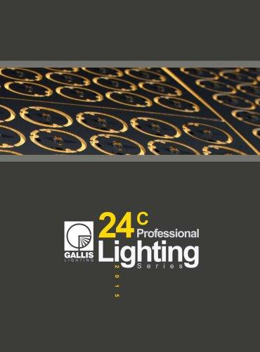 24 c Professional Lighting Series