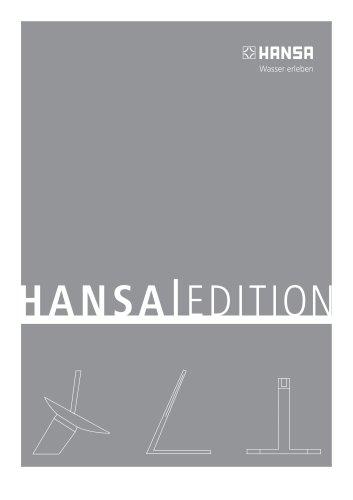 HANSA|EDITION