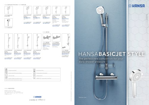 Hansabasicjet Style