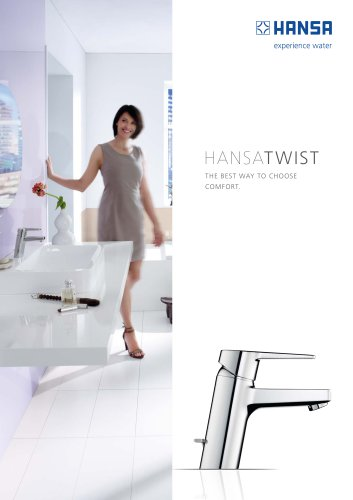 Hansatwist new